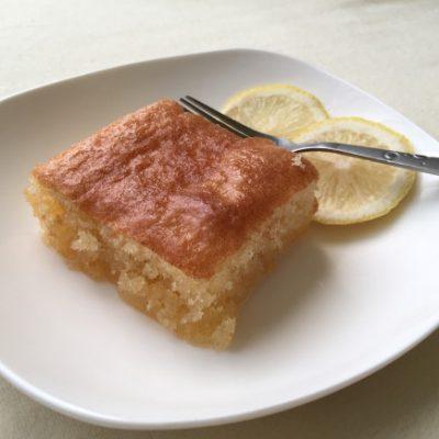 Ravanija - Revani - Semolina Cake with Syrup